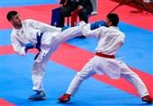 لیگ جهانی کاراته وان برلین|حذف 6 نماینده ایران و تلاش مهدیزاده برای مدال برنز