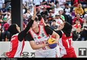بسکتبال سه نفره قهرمانی آسیا|ایران از سد سریلانکا گذشت
