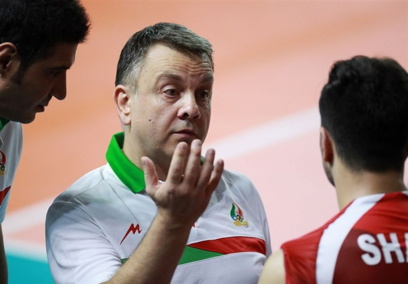 کولاکوویچ: والیبال خوبی به نمایش میگذاریم