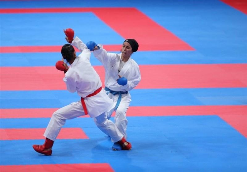 Karate 1-Premier League: Iran's Alipour Snatches Bronze