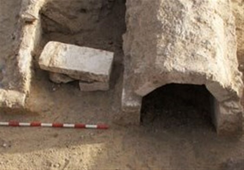 اکتشاف مقبرة فی الصین عمرها 1300 سنة
