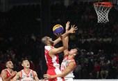 تیم بسکتبال 3 نفره دانشگاه پیام نور عازم چین شد