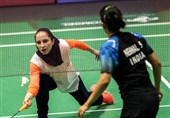 Iranian Double Team Wins Bronze at Ghana Badminton Tournament