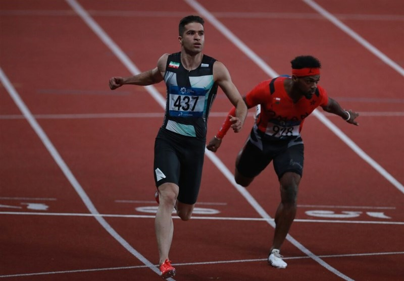 Iran's Taftian Secures Olympic 2020 Quota Spot