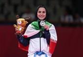 لیگ برتر کاراته وان روسیه|علیپور دومین طلایی بانوان ایران در مسکو