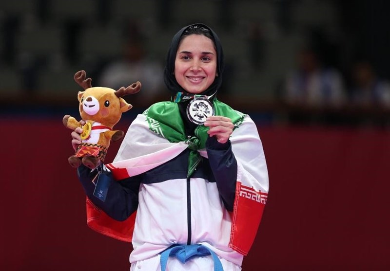 Asian Games: Iran's Rozita Alipour Claims Silver at Karate