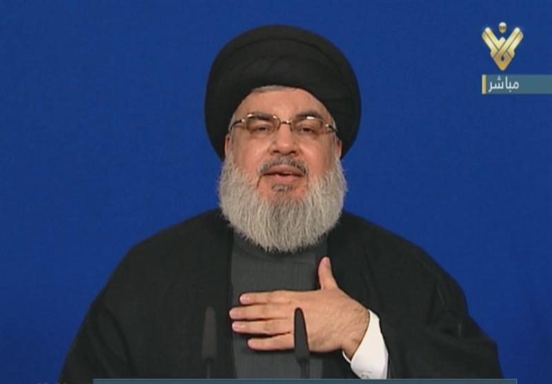السید نصر الله: تجاوزنا التهدید العسکری والأمنی بدرجة کبیرة