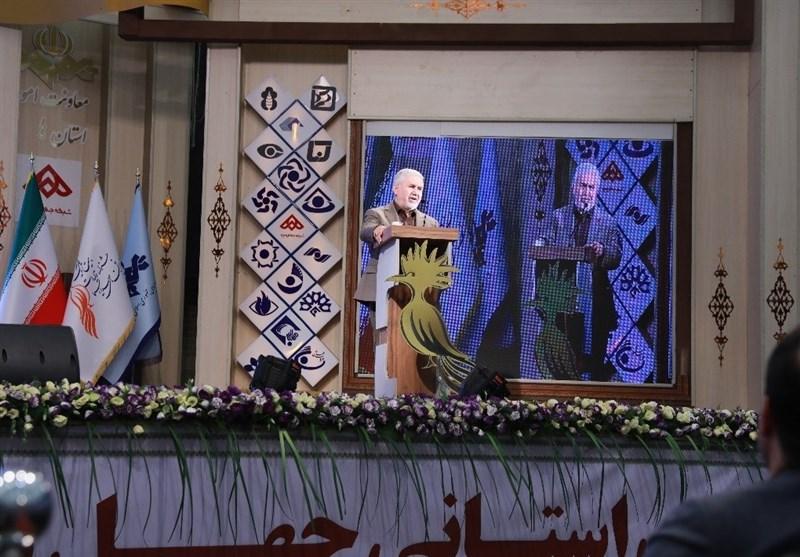 گزارشی از جشنواره رسانهملی شهرکرد| معاون رئیس سازمان صداوسیما: همه مشکلات رادیو با «بالا بردن نرخ برنامهسازی» حل نمیشود