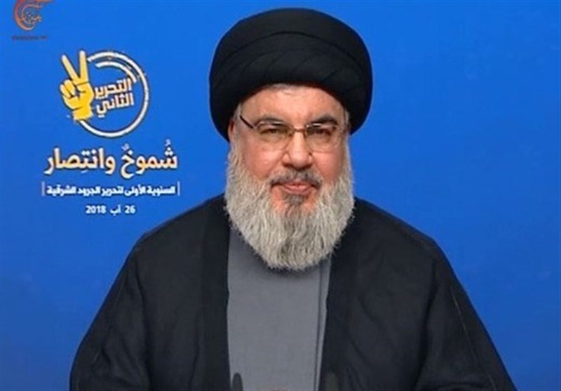 Israeli Soldiers Lack Motive to Fight, Suffering from Mental Problems: Nasrallah
