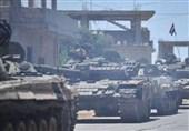 عملیات سوریه علیه تروریستها در خان شیخون