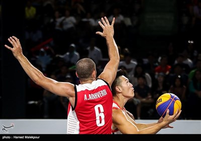 Iran Suffers Two Losses at FIBA 3x3 Asia Cup Day 2 - Sports news