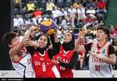 المپیک جوانان 2018| شکست تیم ملی بسکتبال 3 نفره بانوان مقابل قهرمان اروپا