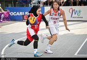 Iran's Women's Team to Participate at FIBA 3x3 World Cup