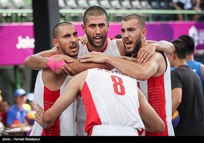 مسابقات بسکتبال سه نفره - بازیهای آسیایی 2018
