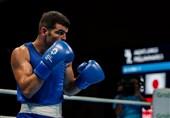 کاظمزاده: مسابقات جهانی محک خوبی برای کسب سهمیه المپیک خواهد بود/ برای کسب سهمیه المپیک با تمام وجود تلاش میکنم
