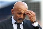 فوتبال جهان| حمایت باشگاه اینتر از لوچانو اسپالتی/ آنتونیو کونته پشت در نراتزوری