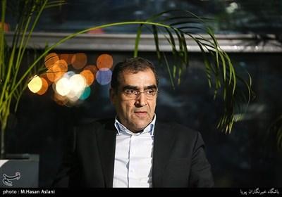 سیدحسن قاضی زاده هاشمی وزیر بهداشت