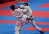 لیگ برتر کاراته وان چین| عسگری و کریمی نقرهای شدند