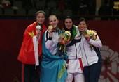 Pegah Zangeneh Wins Karate Bronze Medal at Asian Games