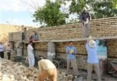 حضور جوانان لنجان در اردوهای جهادی؛ اردوهای بسیج سازندگی فرصتی برای خودسازی و شناخت جامعه