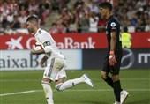 رکورد جالب راموس در شب پیروزی رئال مادرید