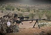 قناصة الجیش الیمنی تستهدف 79 مسلحاً من العدوان