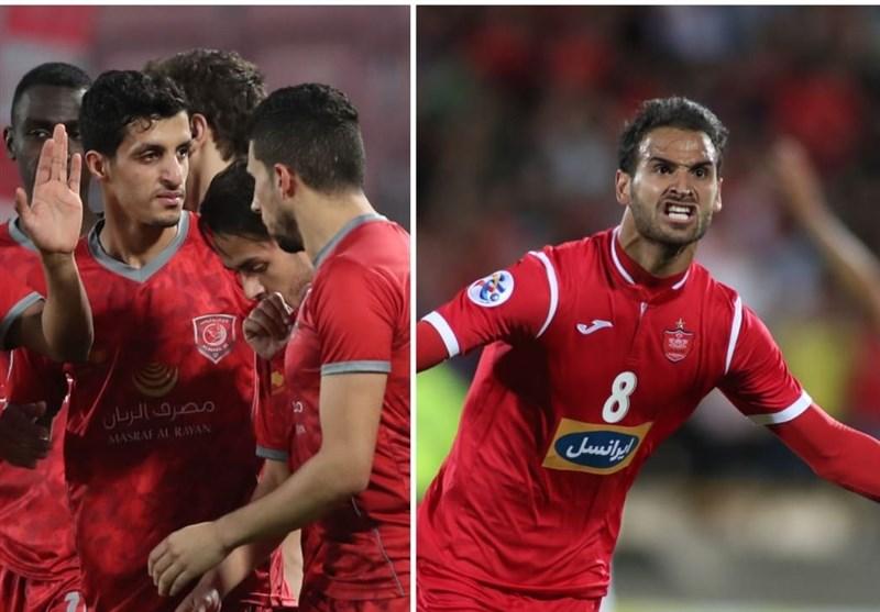ACL Quarter-Final 1st Leg: Iran's Persepolis to Face Al Duhail of Qatar