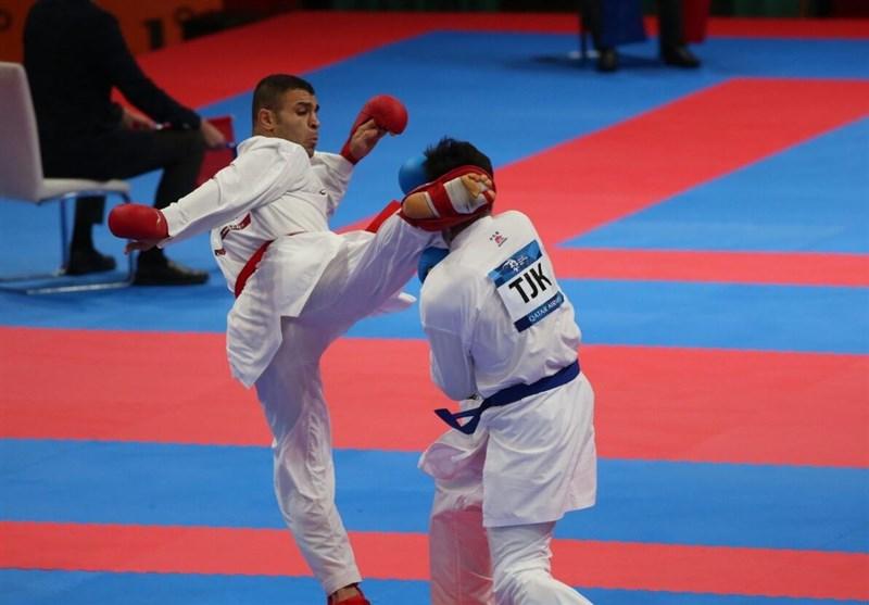 لیگ کاراته وان اتریش| پورشیب و عسگری به مدال برنز رسیدند