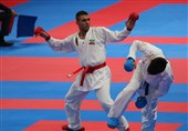 Iran's Poorshab Wins Gold at Karate 1-Premier League