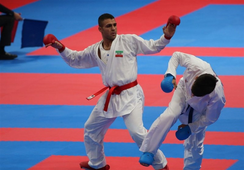 Iran's Poorshab Wins Gold at Karate 1-Premier League