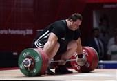 غیبت سعید علی حسینی در مسابقات جهانی وزنهبرداری به دلیل مصدومیت