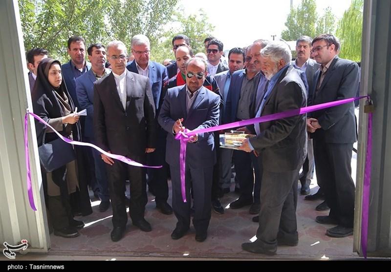 بجنورد  افتتاح 211 پروژه عمرانی و فرهنگی در هفته دولت به روایت تصویر