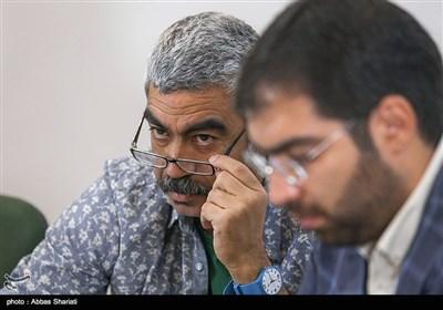 سروش صحت دبیر هنری بیستویکمین جشنواره بینالمللی قصهگویی