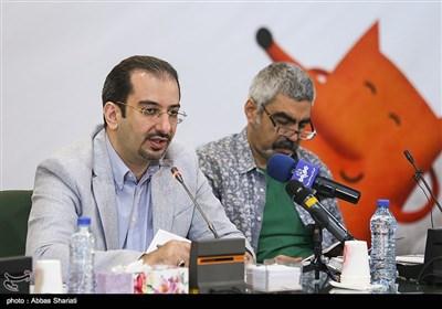 محمدرضا زمردیان معاون فرهنگی کانون پرورش فکری کودکان و نوجوانان