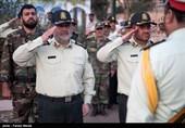 فرمانده نیروی انتظامی وارد زابل شد