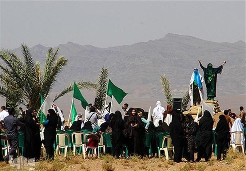 مراسم بازسازی واقعه غدیر خم در دهزیار کرمان برگزار میشود