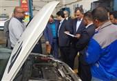ارزیابی فعالیت نمایندگیهای استانی ایران خودرو در تعطیلات تابستانی
