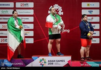 مسابقات وزنه برداری فوق سنگین - بازی های آسیایی 2018