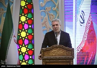سخنرانی علی اصغر مونسان رئیس سازمان میراث فرهنگی، صنایع دستی و گردشگری