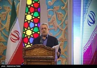 سخنرانی محمدناصر نیکبخت استاندار همدان