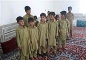خراسان جنوبی| دانشآموزان عشایر همتآباد با لباس محلی بر سر کلاس درس حاضر شدند