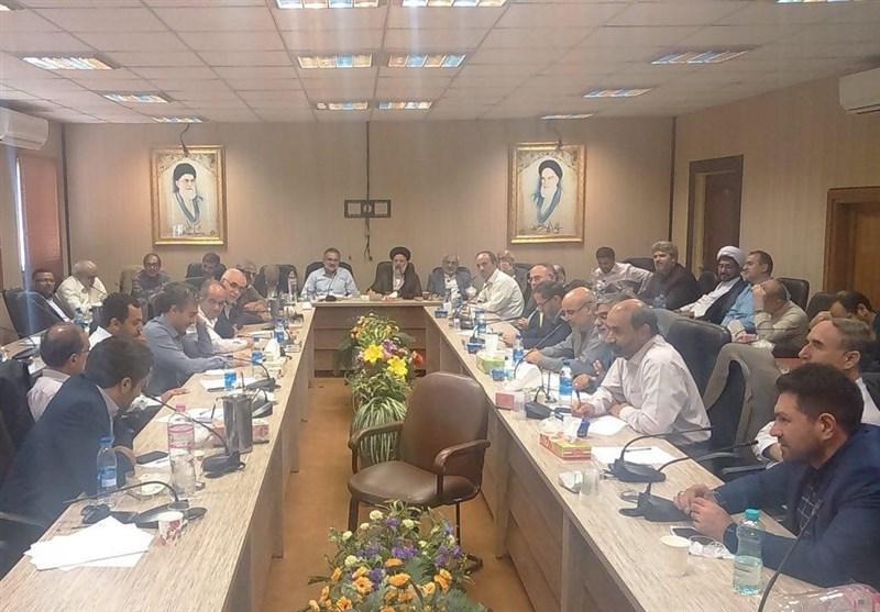 برگزاری نشست فصلی کانون دانشگاهیان با حضور حجتالاسلام رئیسی