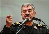 IRGC Chief Highlights Iran's Missile Capabilities