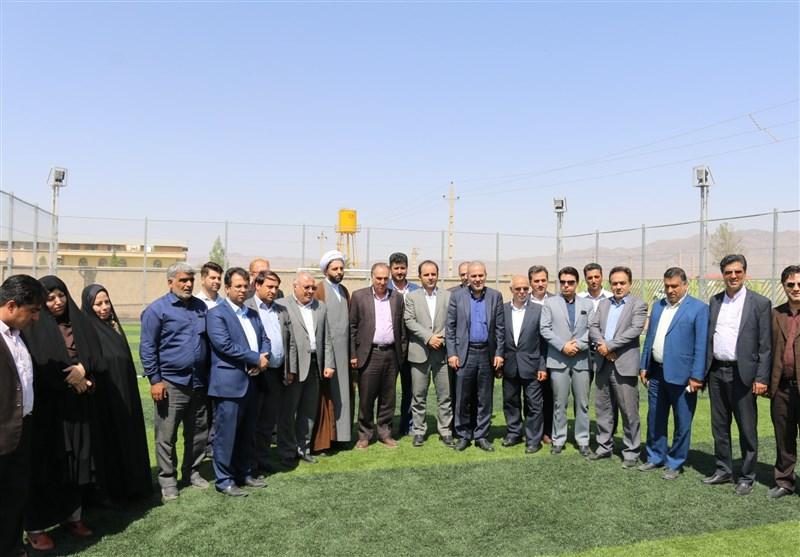 تهران 32 هکتار از اراضی غلات ورامین به سیستم آبیاری قطرهای مجهز شد