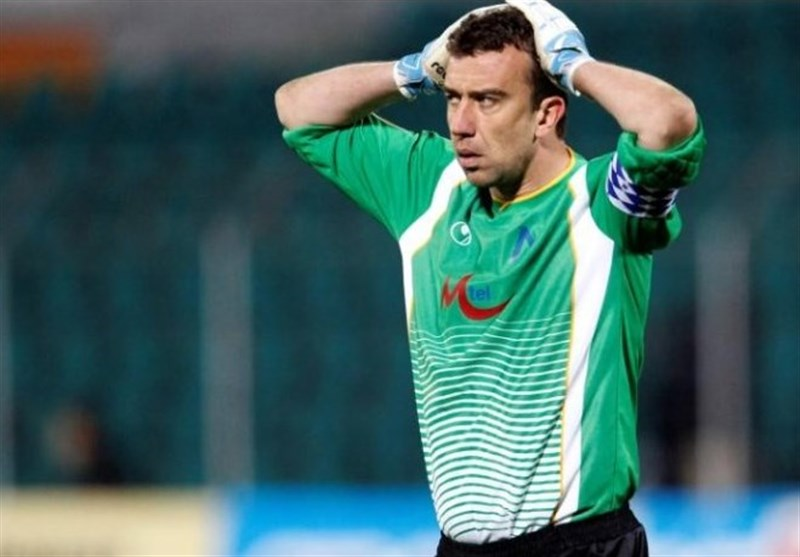 الحارس بیتکوف أکبر لاعب بالدوری البلغاری