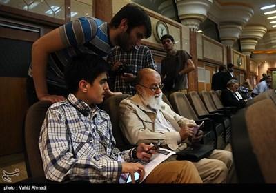 اولین نشست برگزیدگان اقشار جبهه مردمی نیروهای انقلاب اسلامی