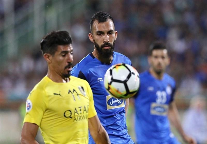 ACL Quarter-Final 1st Leg: Iran's Esteghlal 1 – 3 Al Sadd of Qatar