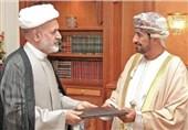Iran's President Sends Message to Omani Sultan
