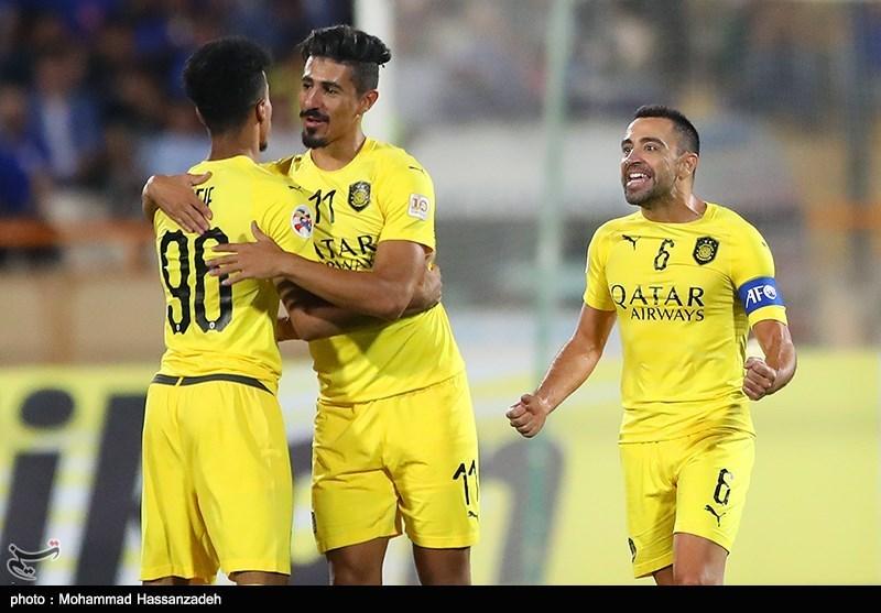 تمرین السد با حضور تمامی بازیکنان و اعلام زمان سفر استقلال به دوحه