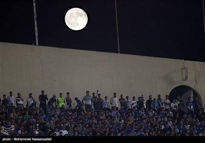 دیدار تیم های فوتبال استقلال و السد